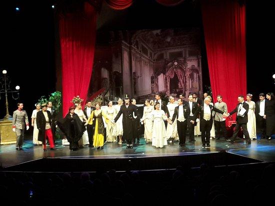 Fertorakos, Hungary: Operette Csardasfürstin