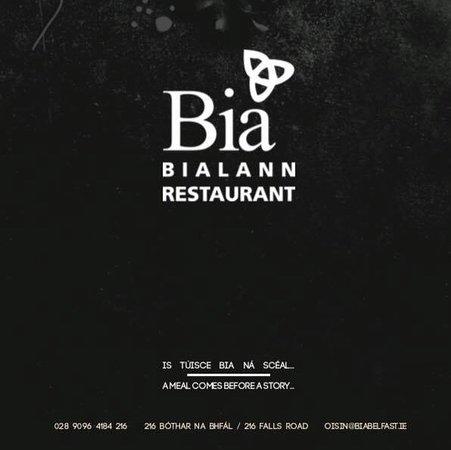 Bia Restaurant: Bia