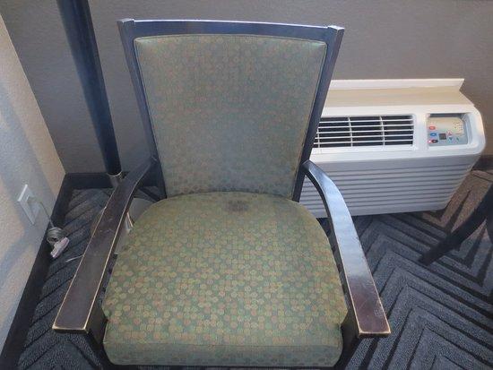 Fortuna, Калифорния: ein Stuhl