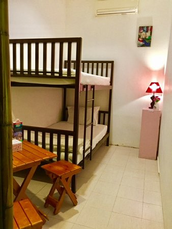 Private Bamboo Bunk Bed Room Picture Of First 1 Boutique Hostel At