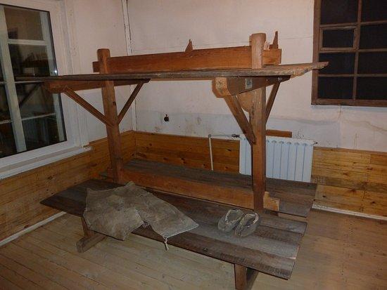 Igarka, Rússia: Unterkunft Gulag