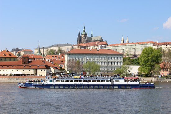 ‪Prague River Cruise‬