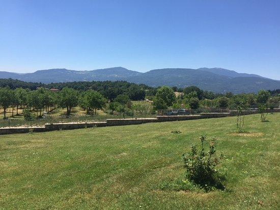 San Giuliano del Sannio, Italien: View of countryside