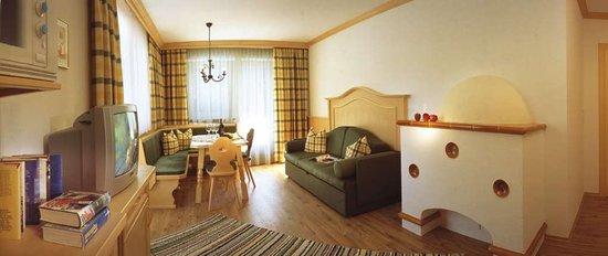 Aschau im Zillertal, Austria: Apartments am Erlebnis Comfort Camping Aufenfeld