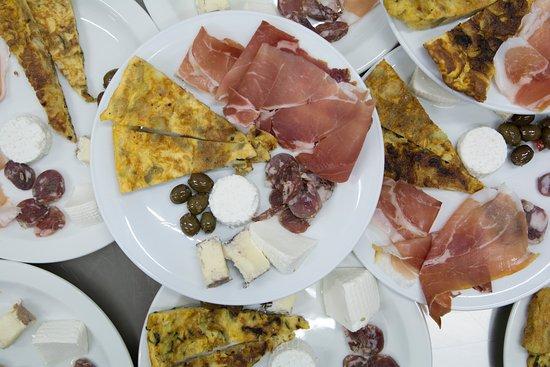 Castel Campagnano, Италия: I nostri piatti