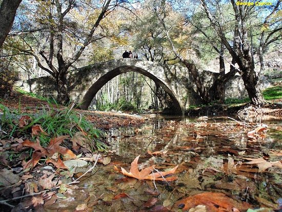 Agios Nikolaos, Chipre: To gefiri tou tzelefou, Tzelefos bridge