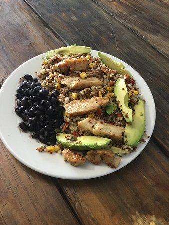 Clute, TX: Quinoa Bowl