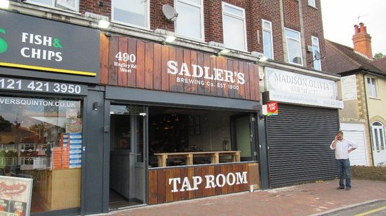 Sadlers Tap Room
