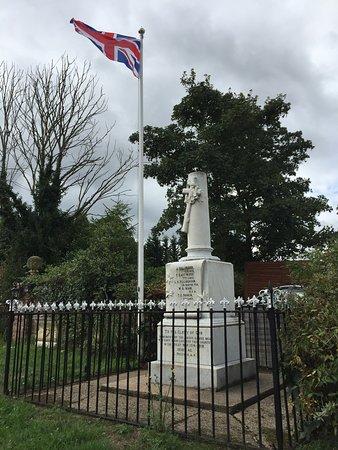 War Memorial Wroot