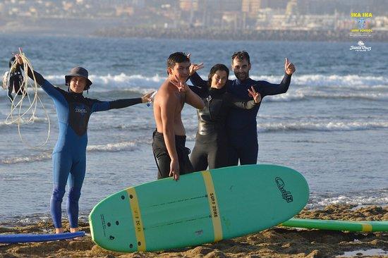 Ika Ika Surf  School