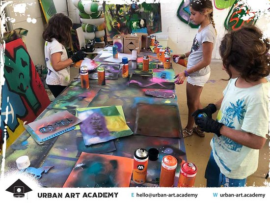 Urban Art Academy