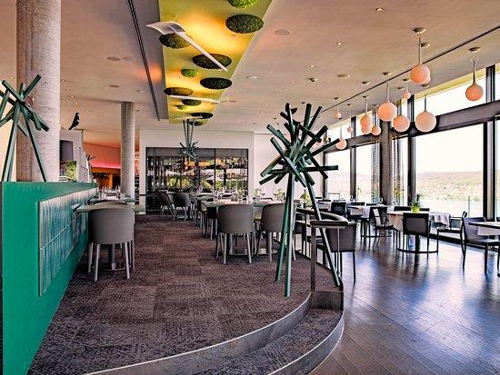 Rüschlikon, Suíça: Belvoir Restaurant & Grill_Podest