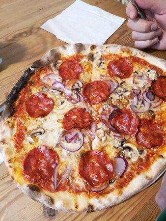 Pizza Bande-billede