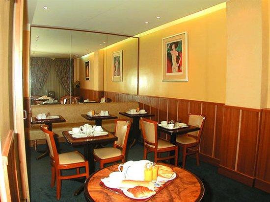 Hotel Elysée Etoile : Restaurant