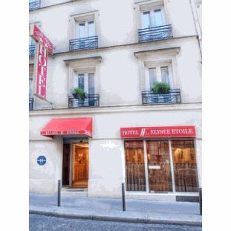 Hotel Elysée Etoile : Exterior