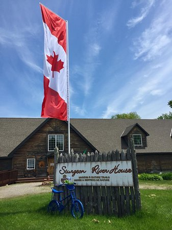 Sturgeon River House Museum