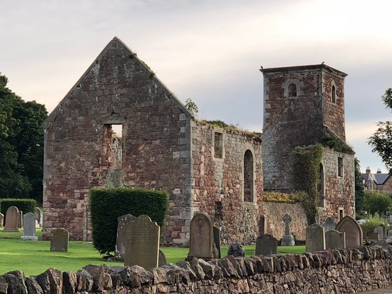 North Berwick, UK : St Andrew Blackadder Church
