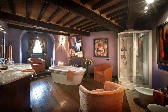 Porrona, Italien: Guest room amenity