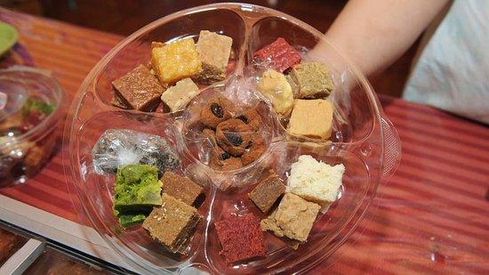 San Vicente, El Salvador: Descubre y disfruta de la variedad de exquisitos dulces artesanales entre ellos el Camote