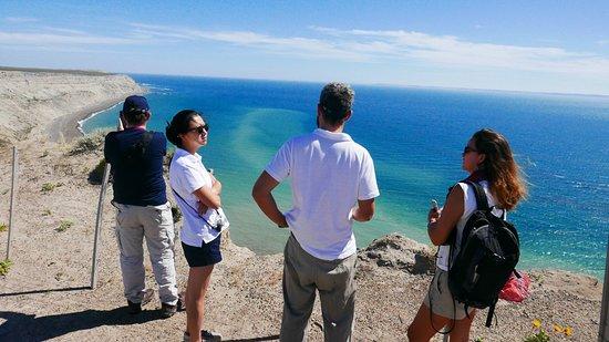 Punta Ninfas, Argentina: El Pedral, Hotel & Día de campo y Pingüinos