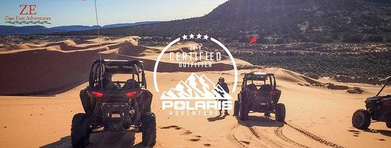 Mount Carmel, UT: Coral Pink Sand Dunes