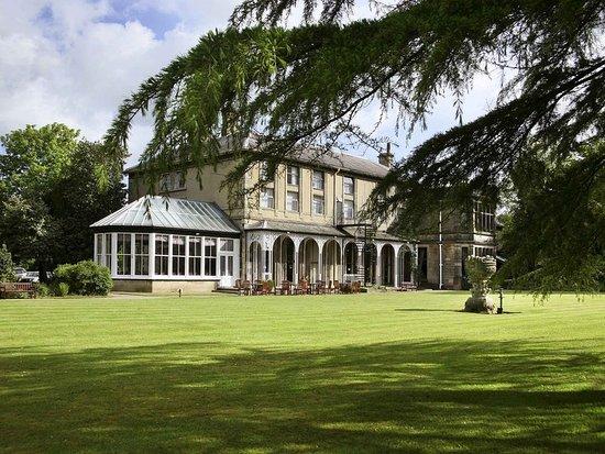 Newton Solney, UK: Exterior