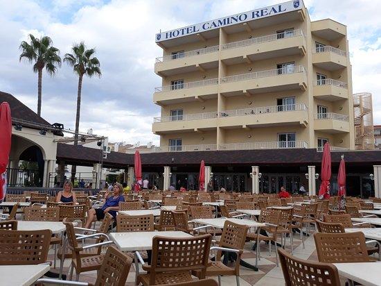 Hotel Pueblo Camino Real: 20180909_101534_large.jpg