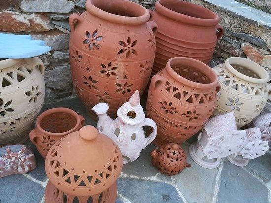 Kostantinos Psaraftis Pottery
