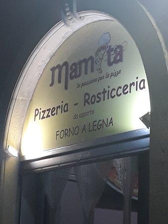 Marittima, Italy: Pizza