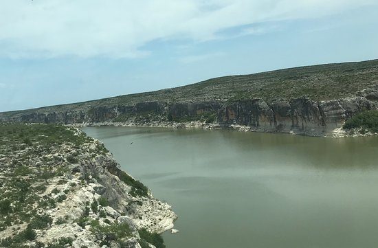 Langtry, Техас: Pecos River