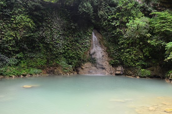 Barili, Philippines: Mantayupan Falls
