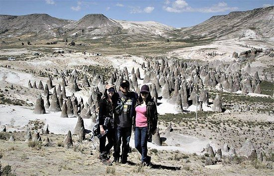 Pampachiri, بيرو: nuestro viaje fue inolvidable en un paisaje lunar que deja volar la imaginación 