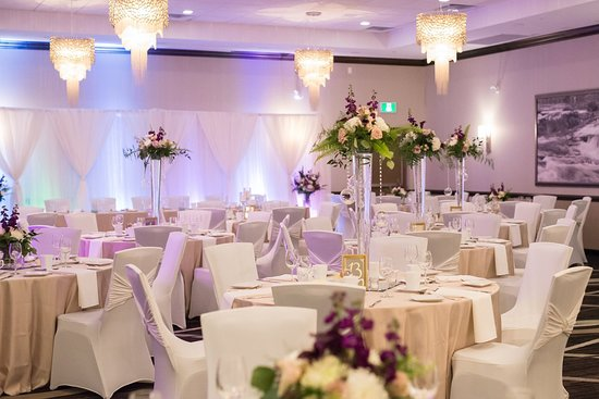 Walkerton, Canadá: Wedding - Ballroom