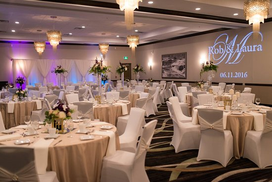 Walkerton, Kanada: Wedding  - Ballroom