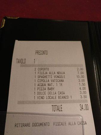 Trattoria - Pizzeria: IMG_20180914_204315_large.jpg