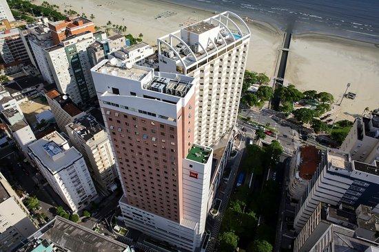 Hotel Ibis Santos Gonzaga Praia