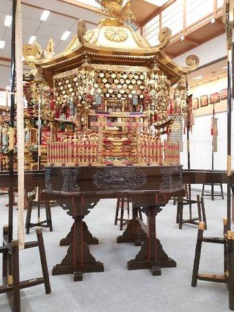 Takayama Festival Floats Exhibition Hall: 20180912_161324_large.jpg