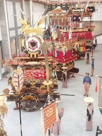 Takayama Festival Floats Exhibition Hall: 20180912_163115_large.jpg