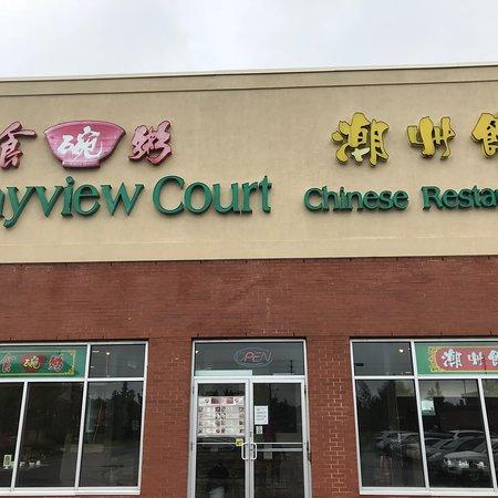 Bayview Court Chinese Restaurant Menu