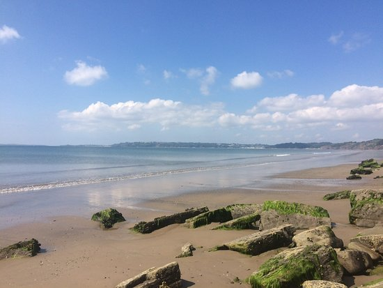 Towards Amroth and Saundersfoot