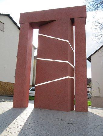 Tor des Ankommens (Waldenserdenkmal)