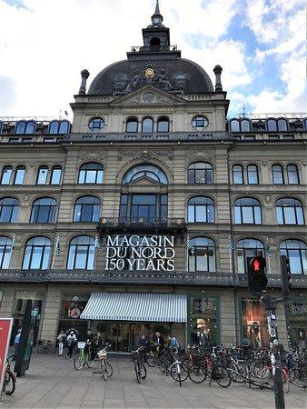 Copenhagen Region, Denmark: The shopping mall