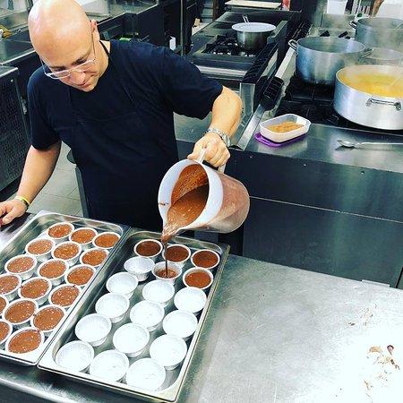 Torretta, Италия: tortino al cioccolato