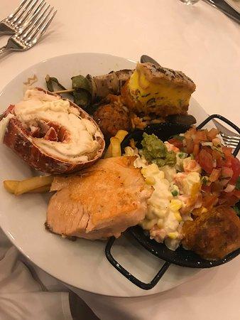 """DON MANOLO"""" RESTAURANT-buffet"""