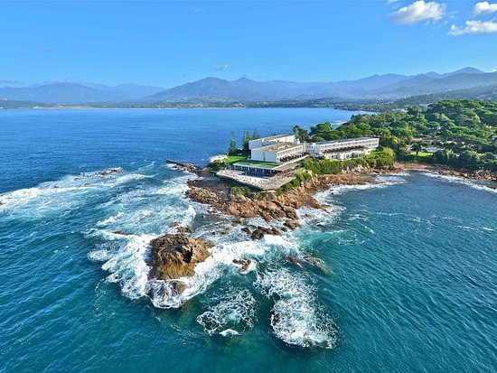 Sofitel Golfe d'Ajaccio Thalassa sea and spa