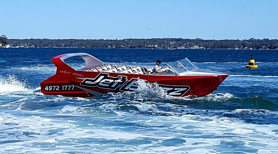 Newcastle, Australia: Big red boat!