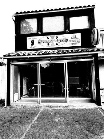 Aramon, Francia: Pizz'Ajo