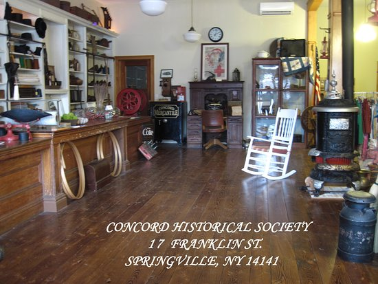 Concord Historical Society Mercantile