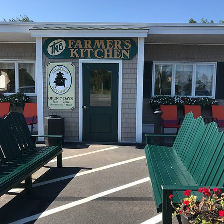 Deliciousness All The Time Everytime Picture Of The Farmers Kitchen Farmington Tripadvisor