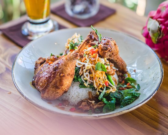 Lovey food - Review of Duck Duck Goose, Seminyak, Indonesia - Tripadvisor